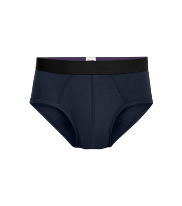 Men's Brief in Dark Sapphire