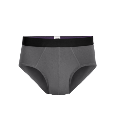 Men's Brief in Grey