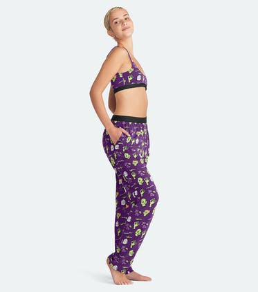 Women's Lounge Pant in Zombies