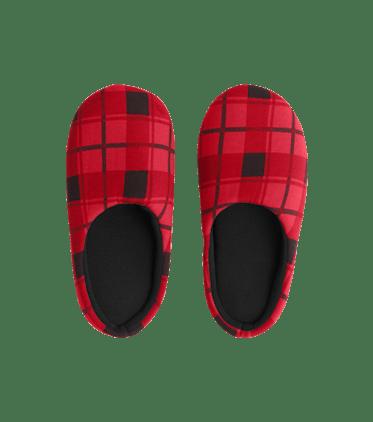 Modal Slippers in Off Kilt