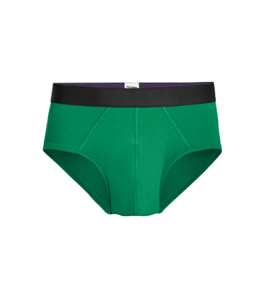 Men's Brief in Spruce